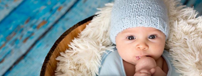 Kongenitalni CMV lahko prizadane otroka
