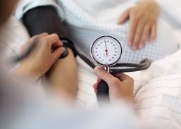 Zdravje žensk – Preeklampsija